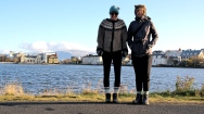 Iceland Pond